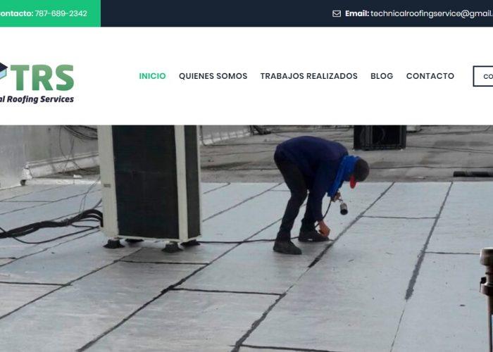 porfolio technical roofing
